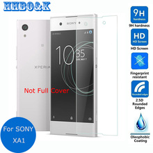 For Sony Xperia XA1 Dual G3112 G3116 G3121 G3123 G3125 Tempered Glass Screen Protector 9H 2.5D Safety Protective Film Glass Film