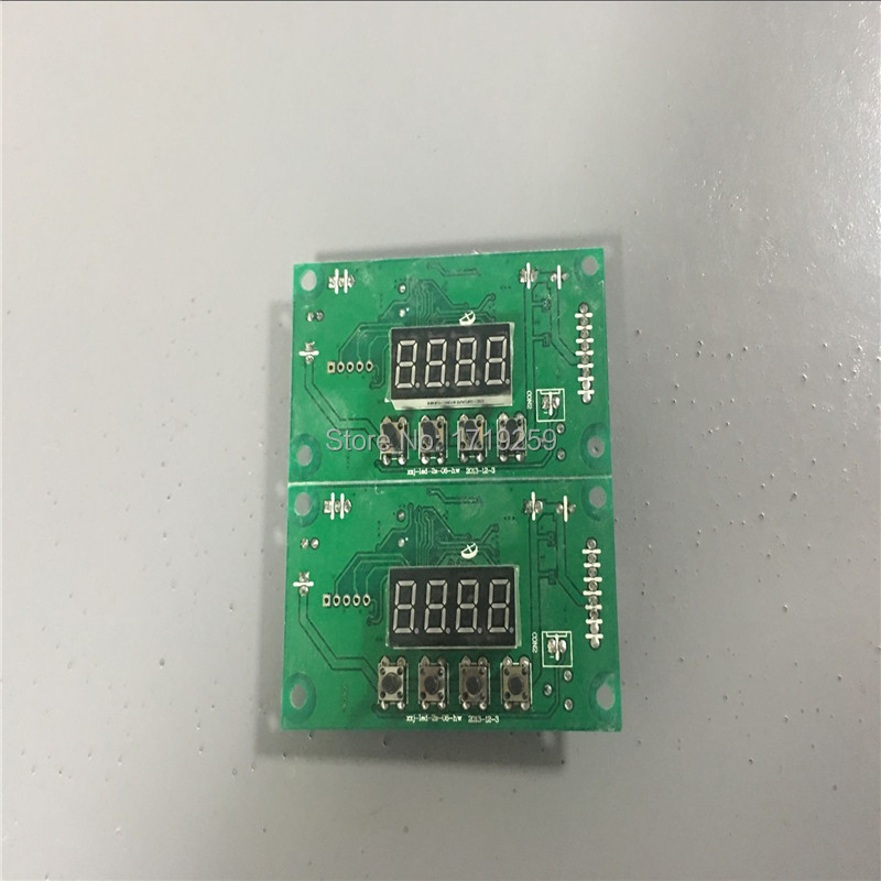 6 peices LED Flat Par 7x12W RGBW 8 Channel Lighting Control Board <br>