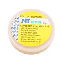 50g New Rosin Solder Soldering Paste Flux Grease Repair Mechanic No Clean Welding Tin Cream Solder Tools Repair Phone LCD PCB(China)
