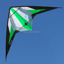 1.8m/70 inch Stunt kite outdoor fun sports Delta dual line kites for Beginners with flying line