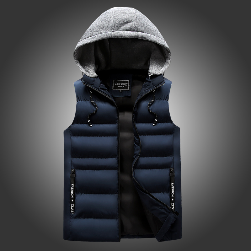 classic men\`s down jackets vintage elegant casual vests korean streetwear winter warm clothing dress canada coats vests for men (4)