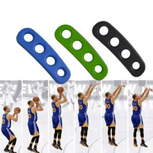 1pcs Kids Adult Silicone Basketball Ball Shooting Trainer Shot Lock Three-Point Size basketball Training Accessories