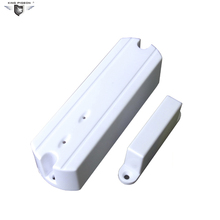 Wireless Door Contact without antenna door Open sensor Monitoring Windows Magnetic Contact (3pcs DM-100C)(China)