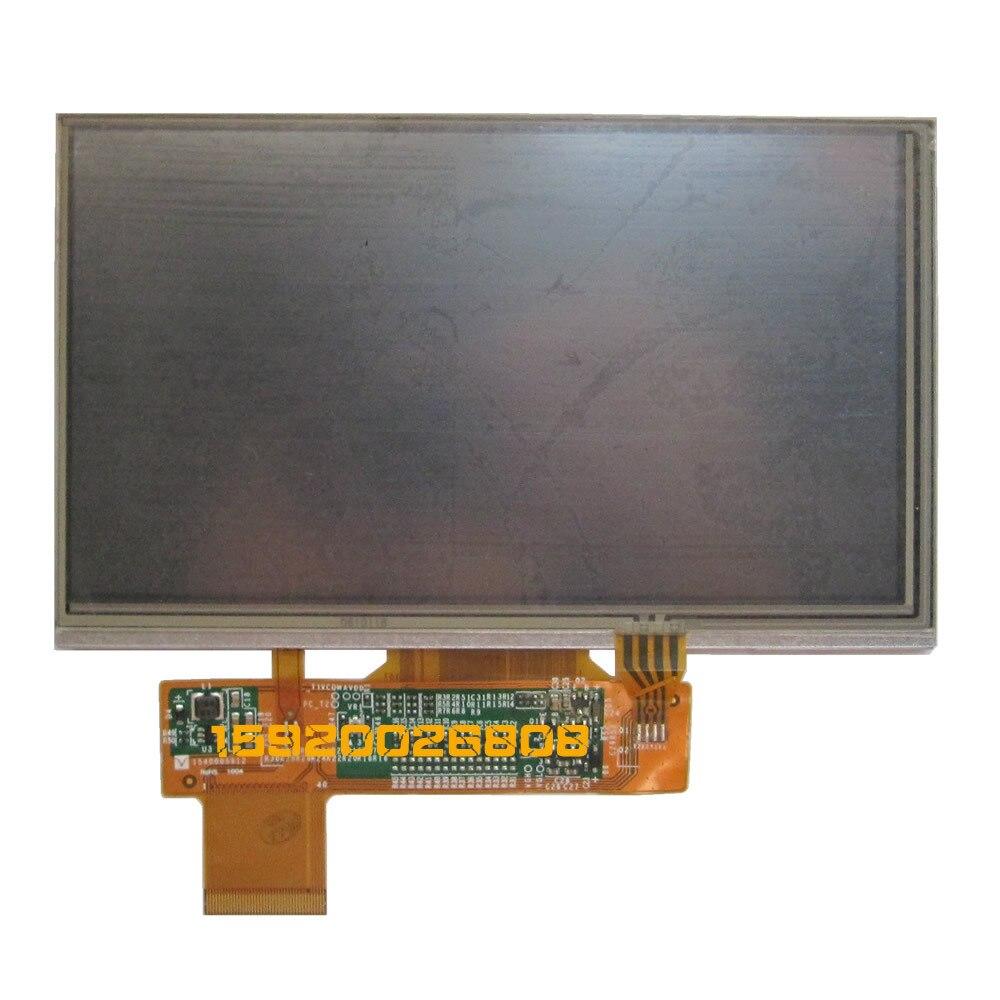MP5/GPS navigation 6 Inch Touch screen digital screen TM060RDH02<br>