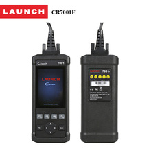 Launch CReader 7001F Code Reader Full OBDII/EOBD Diagnostic Scan Tool with EPB/BMS/DPF/SAS/BLEEDING and Oil Reset Functions(China)