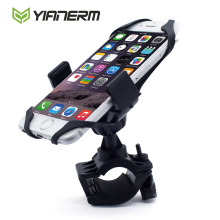Yianerm MTB Bike Motorcycle Phone Holder Secure Brand Clip Grip Bicycle Handlebar Phone Mount Bracket For iPhone6s,GPS