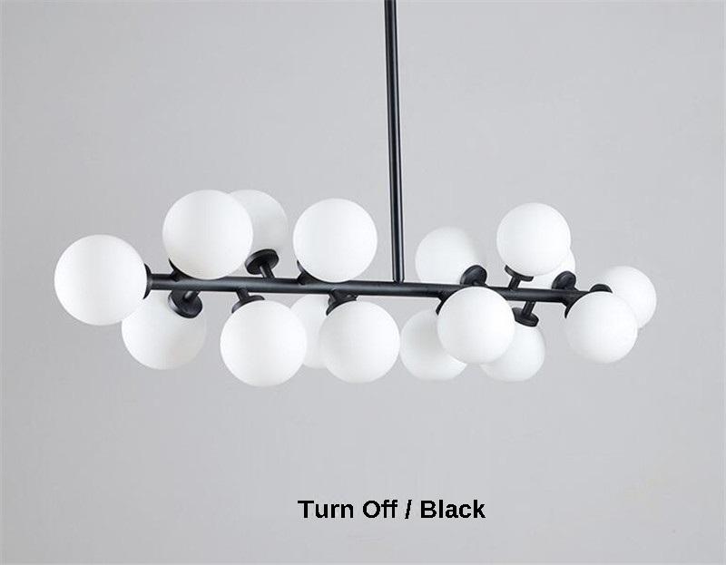 Turn Off & Black