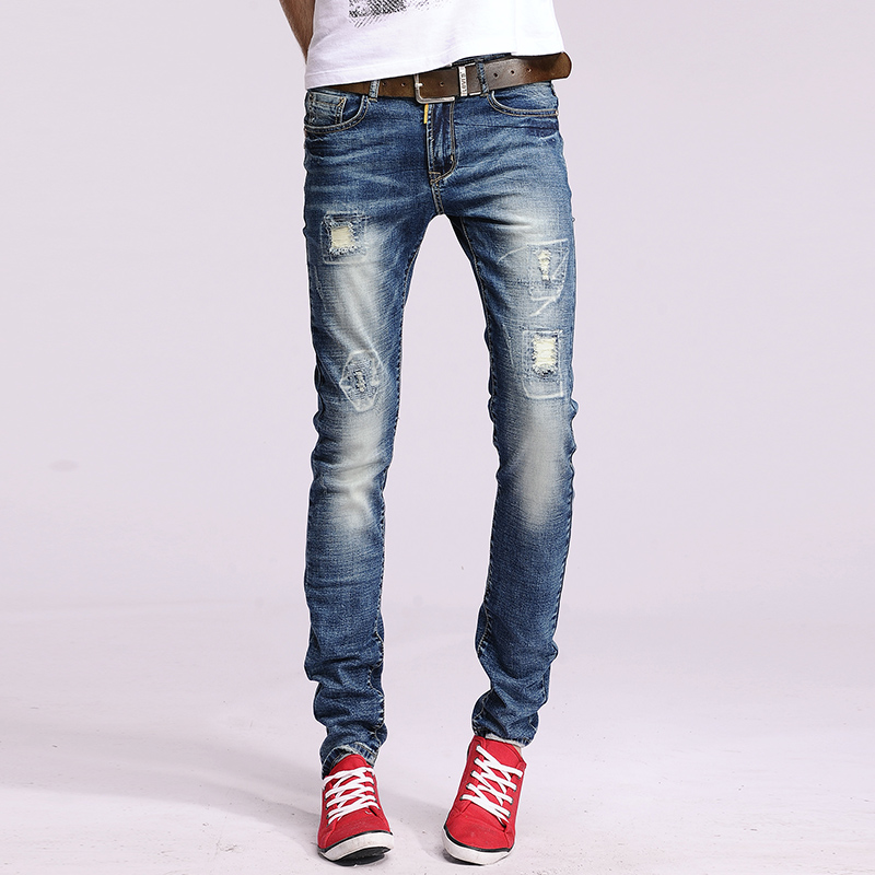 2017 HOT selling Top designer high quality cotton men jeans pants, European and American style jeans manОдежда и ак�е��уары<br><br><br>Aliexpress