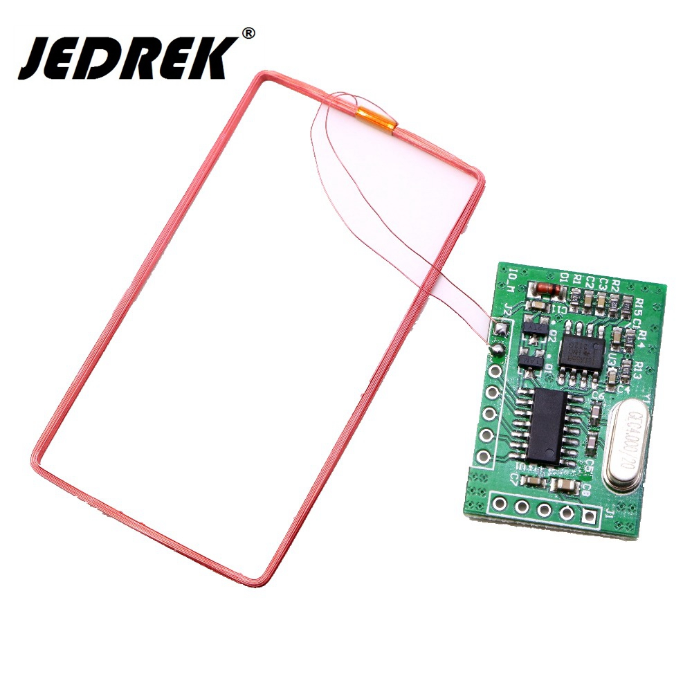 125KHz RFID Reader Modules output  WG26 Support for multiple ID cards<br>