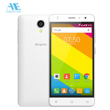 Original ZOPO C2 Smartphone Android 6.0 Cellphone 5.0'' 1G RAM 8G ROM 3G MT6580 Quad Core 1.3GHz  Mobile Phone