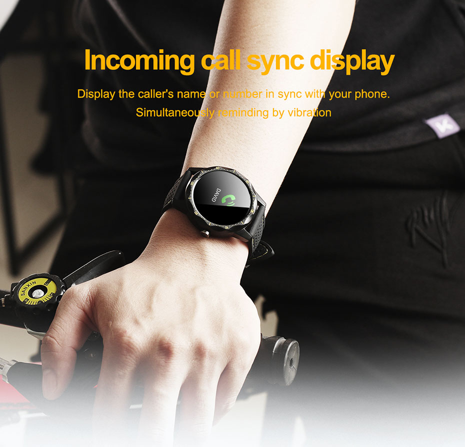 COLMI SKY 1 Smart Watch Men IP68 Waterproof Activity Tracker Fitness Tracker Smartwatch Clock BRIM for android iphone IOS phone 11