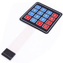 New 4*4 Matrix Array/Matrix Keyboard 16 Key Membrane Switch Keypad for arduino(China)