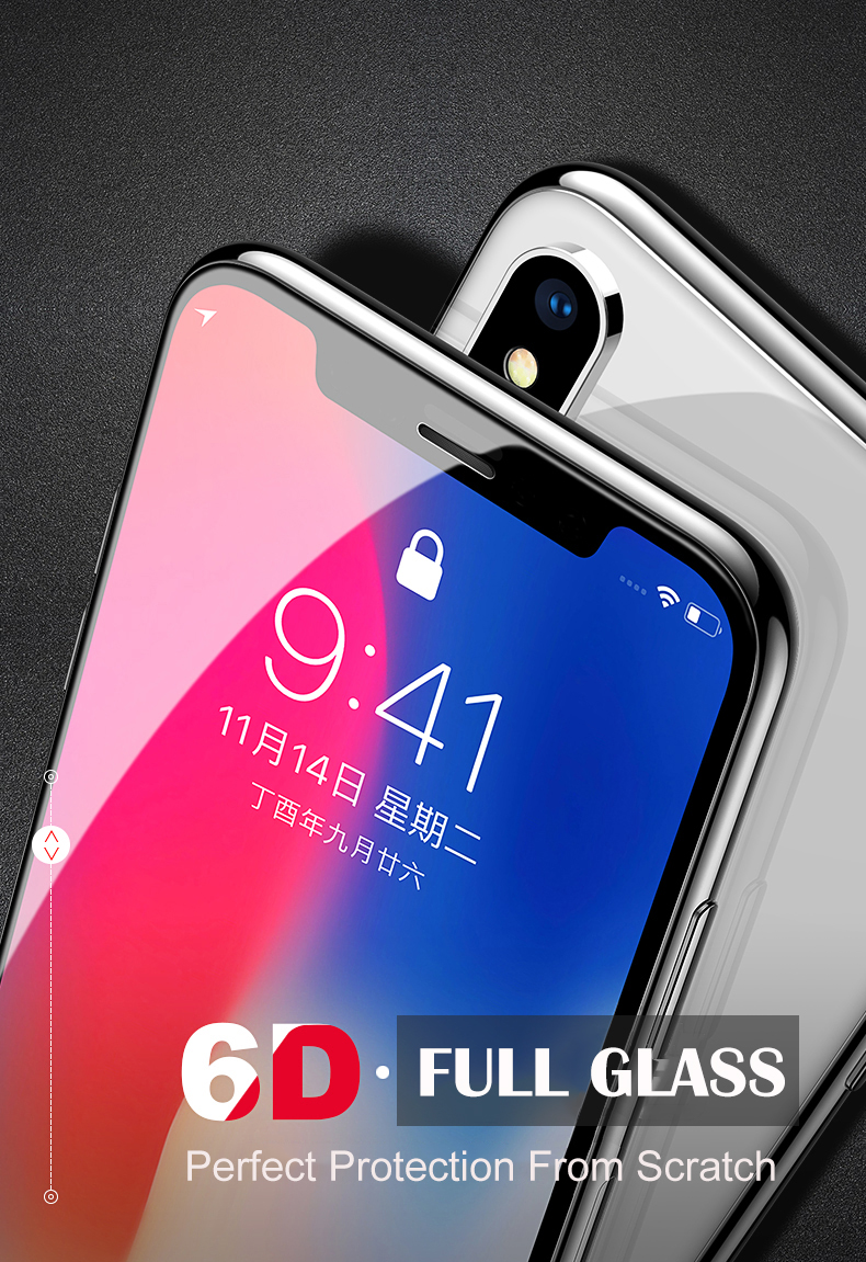 Full Body iPhone X Protector