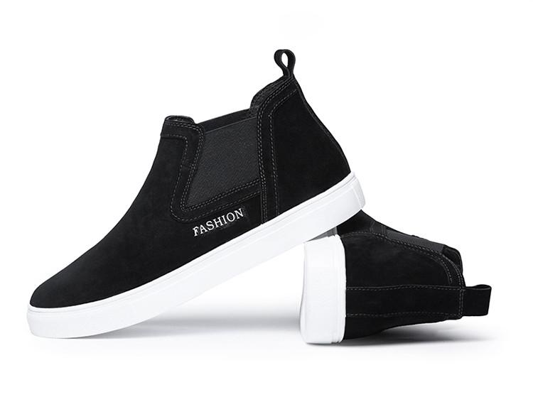 shoes men leather