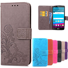 For LG G4 LGG4 Leather Wallet Flip Case Printing Back Cover For LG G4 H815 H818 Cell Phone Silicon Protector Funda Capa(China)