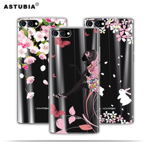 Buy ASTUBIA Phone Cases Homtom S8 Case Cover Homtom S9 Plus Case Silicone Clear Sketch Flower Coque Homtom S8 5.7 Case for $1.36 in AliExpress store