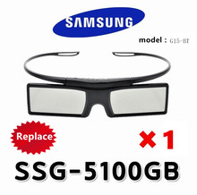 New model G15-BT replace SSG-5100GB for Samsung/for Panasonic for Sony 3D TVs Universal TV 3D Active Shutter Glasses(China)