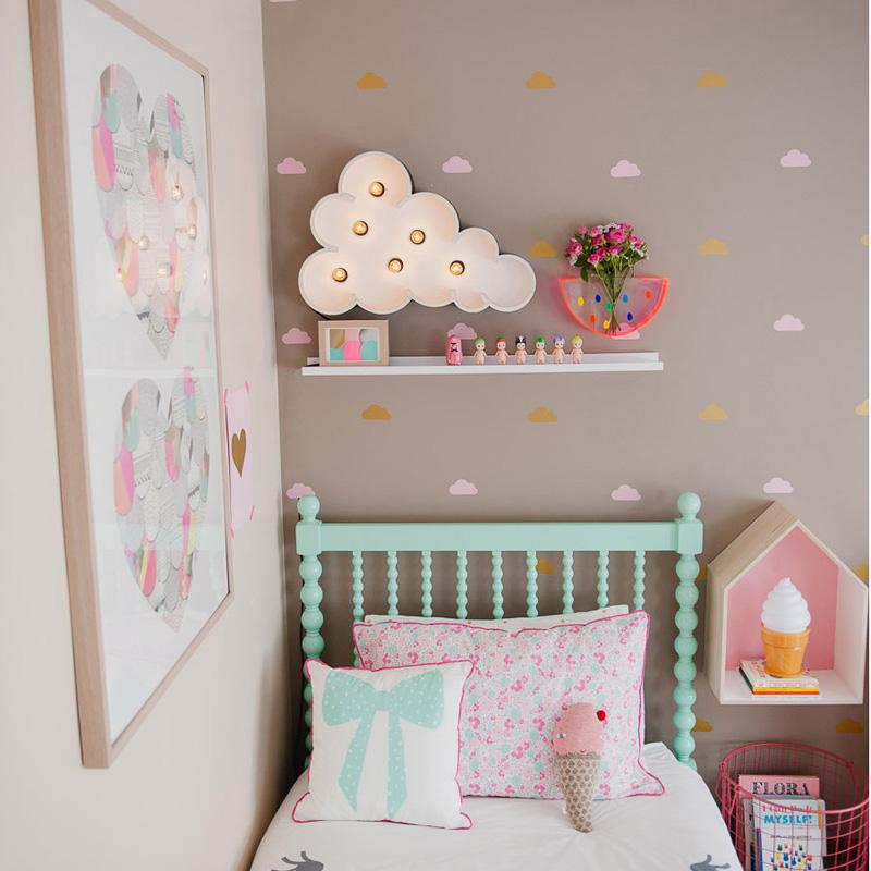 HTB1DxCTSVXXXXc4XXXXq6xXFXXXB - Baby Nursery Little Cloud Wall Sticker For Kids Rooms