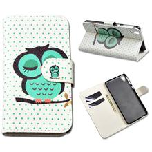 10 Colors Flip PU Leather Case Skin For HTC Desire 820 D820 D820u D820t Cover Wallet Phone Cases with Stand and Card Holder