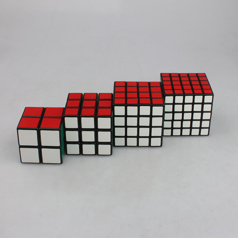 magic cube set (4)