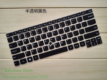 14'' Silicone keyboard cover skin protector for Lenovo Thinkpad T430 L430 W530 T430i T430S X230i T530 X230T X230 L530