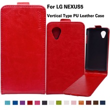 Phone Case For LG Google Nexus 5 5X 4 8 Nexus5 Nexus5X Nexus4 E960 E980 D820 H79 H791 H791F PU Leather FHousing Bag Cover Case