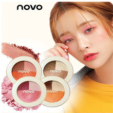 6 Colors Wet and Dry Mineral Baked Eye Shadow Professional Matte Eyeshadow Eye Cosmetics Tools Makeup Beauty Glitter Shimmer