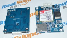 SIM808 development board instead of 908 GSM GPRS GPS Bluetooth module SMS with data/software support