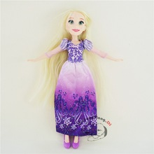 Fashion Action Figure Princess New Royal Shimmer Doll Rapunzel Best Gift for Child
