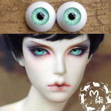 1Pair Retail High Quality Acrylic Doll Eyes MSD BJD Eyes 14MM 16MM 18MM 20MM