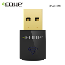 wifi wireless adapter 5ghz usb 802.11ac elegant mini wi-fi receiver 600mbps dual band usb wi fi network card ethernet dongle PC