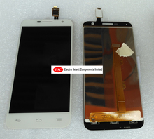 LCD Display + Touch Digitizer Screen glass For Alcatel Idol 2 Mini OT6016 6016   Free shipping
