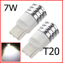 T20 W21W led Q5 High Power 7W LED Backup Reverse Light backwards #j#