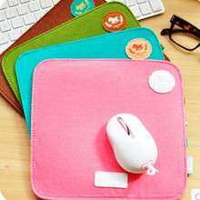 Personality 200*225*2mm Felt Cloth Mouse Pad 1 Pcs Soft Mat Non-slip Mousepad For Computer Strategy Game(China)