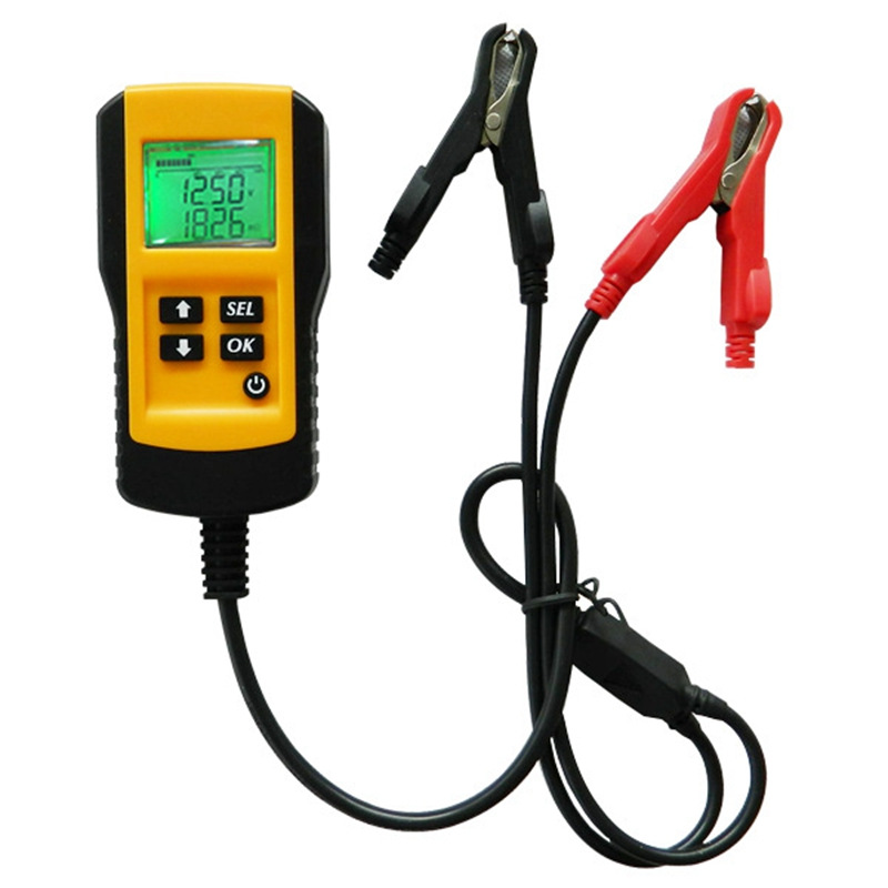 AE300 LCD Digital Car Battery Tester Automotive Diagnostic Tool US