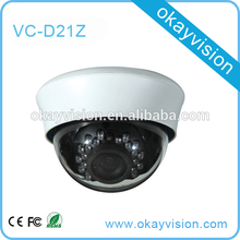 Home security cctv system plastic dome camera, Guangzhou sales promotion 100% original ccd analog dome camera specification.