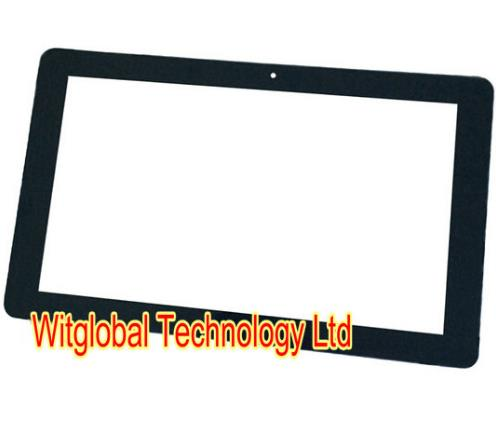 Black New For 10.1 inch Goclever Quantum 1010 Lite Tablet touch screen panel Digitizer Glass Sensor replacement Free Shipping<br>