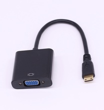 Starlight HDMI to VGA Converter Adapter HDMI Cable for PC Computer Desktop Laptop Tablet Full HD 1080P HDTV Monitor