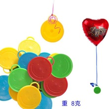 3Pcs/lot Balloon Pendant foil/helium balloons bearing pendant balloon falling  weight block accessories party decor 65Z