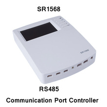 SR1568  Support firmware update by SD Card or Internet  TFT colorful displayand Heating System Controller