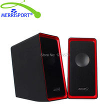 Computer Speakers Surround Sound Multimedia Speaker with Remote Control Speakers for PC Laptops Notebook Tablets and Smartphones(China)