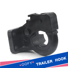 1pc Trailer Hook Towing Bars Trailer Hitch Towing hook for MITSUBISHI Pajero & TOYOTA pickup