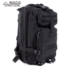 ROCOTACTICAL Mens Military 3P Attack Backpack Every Day Carry Tactical Assault Backpack Molle Hiking Backpack for Travel Camping