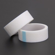 New 2 Rolls Medical Tape Professional Non-woven Medicine Use Extension Micropore Paper Tape