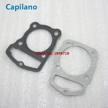 motorcycle CB150 cylinder block engine block gasket for Zone Zongshen 150cc CB 150 engine seal parts(China)