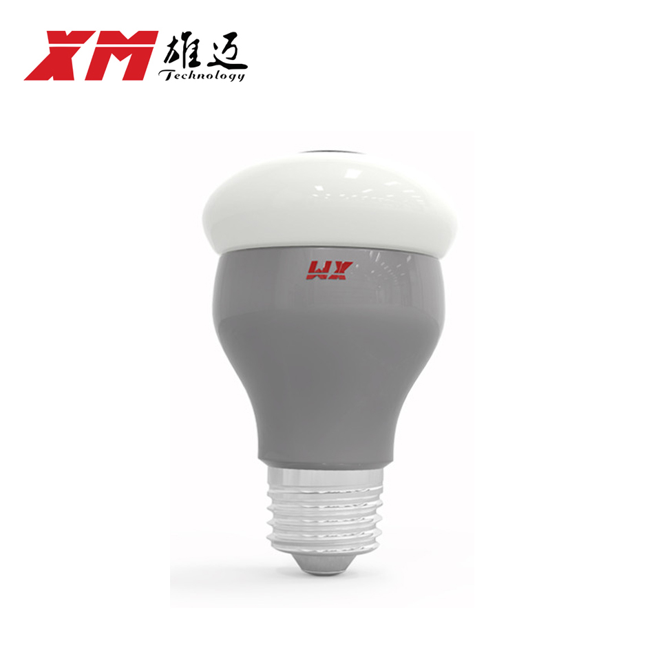 360 Panoramin Smart Home Safty Wifi VR Camera LED Bulb Security Camcorder Motion Detection CCTV Support PC Tablet Phone<br><br>Aliexpress