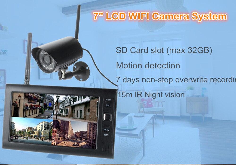 surveillance wifi system