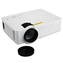 GP-9 Mini Home Cinema Theater HD LCD Projector 2 USB 2000 Lumens 1920 x 1080 Pixels Video Micro piCo Teaching Projector