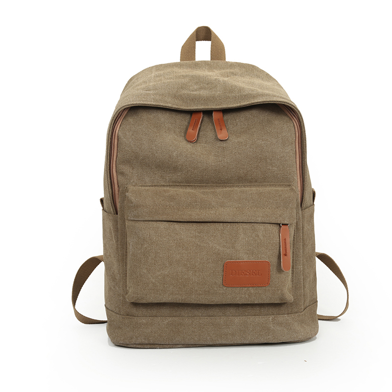 Joypessie fashion backpack canvas mens daily travel duffle backpacks for youth laptop Korean style school bag<br><br>Aliexpress