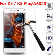 "Buy Lenovo Vibe K5 Plus K5 A6020 A6020a40 A6020a46 K5Plus 5"" Tempered Glass Screen Protector 2.5D Protective Gaurd Film Case for $1.77 in AliExpress store"
